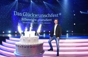 ARD Das Erste: Das Erste: Herzlichen Glückwunsch Andrea Berg! - ACHTUNG: Korrigierte Meldung - nur diese Version verwenden