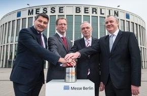 Messe Berlin GmbH: Messe Berlin startet Warn- und Informationssystem KATWARN