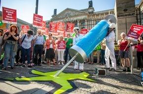 Campact e.V.: Campact kündigt entschiedenen Widerstand der Bürger gegen Fracking-Bohrungen an / Öl- und Gasindustrie will Fracking-Moratorium aufkündigen