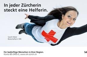 Schweizerisches Rotes Kreuz Kanton Zürich: «Frische» Kampagne 2015 / Das Zürcher Rote Kreuz erobert Zürcher Badis mit 10'000 Wasserbällen