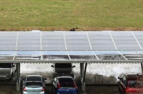 Electrosuisse: Electrosuisse hat ihre Photovoltaikanlage in Betrieb genommen und setzt damit auf Ökostrom
