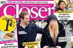 """Bauer Media Group, Closer: Wotan Wilke Möhring in CLOSER: """"Bei mir sind Flüchtlinge jederzeit willkommen!"""""""