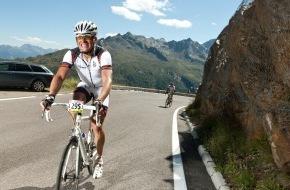 Das Central - Alpine . Luxury . Life: Radtraining mit Jan Ullrich, Biketage und Ötztaler Radmarathon:  Exklusiver Radsommer im *****Das Central