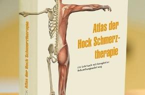 """Verlag der Gesundheit: """"Schmerztherapie: Neuer kompakter Bildatlas führt Therapeuten direkt zur Ursache des Schmerzes"""""""
