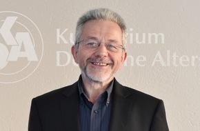 Kuratorium Deutsche Altershilfe: Helmut Kneppe ist neuer Geschäftsführer des Kuratoriums Deutsche Altershilfe Wilhelmine-Lübke-Stiftung e.V.