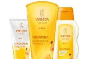 Weleda AG: Auszeichnung für Weleda Baby- und Schwangerschaftspflege: Hebammenempfehlung Nr. 1 in Deutschland*