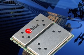u-blox AG: u-blox lanciert neues GPS-Modul: TIM-LL