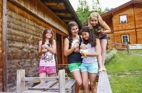 alltours flugreisen gmbh: Zweistelliges Buchungsplus - alltours baut sein Ferienparkprogramm in Österreich weiter aus / Erweitertes Angebot hat insbesondere Familien im Fokus (FOTO)