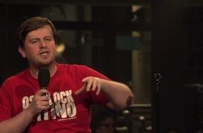 Tele 5: Von Honks, Nutten und Diktatoren - Ingmar Stadelmann präsentiert K.K. Blowhill's FAT CHICKEN CLUB auf TELE 5. Garantiert politisch inkorrekt!