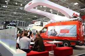 E.ON Energie Deutschland GmbH: Virtual Reality auf der Intersolar Messe: Stromspeicher E.ON Aura visuell erlebbar