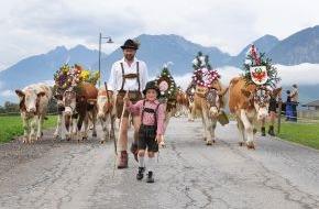 ALPBACHTAL SEENLAND Tourismus: Bunte Herbstfeste laden zur Genusstour durchs Alpbachtal Seenland