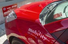 Mobility Carsharing Schweiz: Geschäftsjahr 2015: Mobility weiter im Aufwind