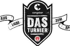 congstar GmbH: DAS TURNIER: Freizeitfußballer kicken um die Kiez-Krone / congstar und der FC St. Pauli suchen Deutschlands wahre Bolzplatzfußballer