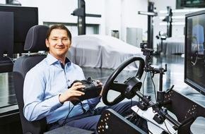 """AUTO BILD: VW-Digitalstratege Johann Jungwirth exklusiv in AUTO BILD: """"Autonomes Fahren bringt uns verlorene Zeit zurück"""" (FOTO)"""