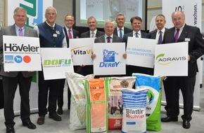 AGRAVIS Raiffeisen AG: Futtermittelwerk der Agravis-Tochter DoFu Donaufutter GmbH eröffnet