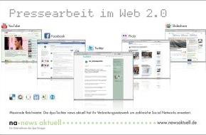news aktuell GmbH: dpa-Tochter news aktuell baut Reichweite im Web 2.0 aus - Picasa und Twitpic komplettieren innovatives Verbreitungsnetzwerk für Presse- und PR-Informationen