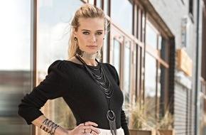 Bijou Brigitte AG: Eine Modesaison voller Kontraste stellt sich vor - Bijou Brigitte präsentiert die Schmuck- und Accessoires-Neuheiten der Herbst-/Winter-Kollektion 2016/2017