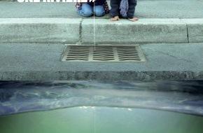 Association Suisse des Gardes-Pêche: Sous chaque grille se cache une rivière / Une campagne de sensibilisation bientôt sur nos écrans et sur www.aquava.ch