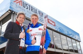 Olympiaregion Seefeld: Olympiaregion Seefeld nutzt Winterspiele in Sotschi für WM-Bewerbung