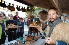 Museum Aargau: Grosser Mittelaltermarkt im Schlosshof zu Lenzburg