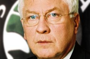 Skoda Auto Deutschland GmbH: Skoda Vorstandsmitglied erhält Honorarprofessur