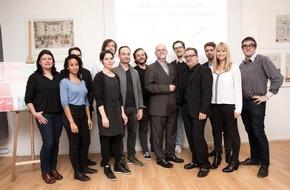dpa Deutsche Presse-Agentur GmbH: Komplexität auf den Punkt gebracht: dpa-infografik awards 2015 sind überreicht