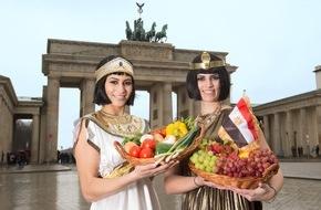 Messe Berlin GmbH: FRUIT LOGISTICA 2016: Berlin wird für drei Tage die Welthauptstadt der Fruchthandelsbranche