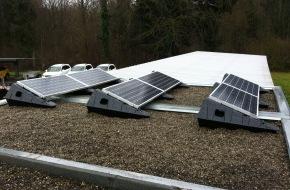 """Touring Club Schweiz/Suisse/Svizzero - TCS: Il """"carburante"""" solare quasi più economico della benzina (IMMAGINE)"""