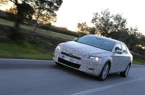 Skoda / AMAG Automobil- und Motoren AG: Beginn einer neuen Ära: Der neue SKODA Superb