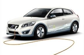 Volvo Car Switzerland AG: La Volvo C30 Electric prête à être livrée