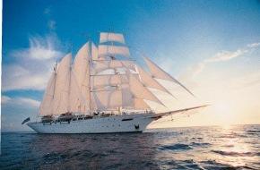 Star Clippers: Kreuzfahrt statt Krawatte: Im Winter um Kuba segeln