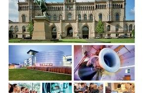 Hannover Marketing und Tourismus GmbH: Hannover - Erstklassiger Standort für Gesundheitswirtschaft und Wissenschaft