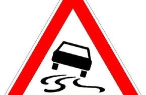 Polizeipressestelle Rhein-Erft-Kreis: POL-REK: Viele Verkehrsunfälle bei Straßenglätte - Rhein-Erft-Kreis