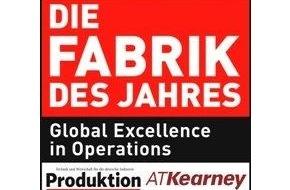 """Produktion: Diehl Controls in Wangen wird """"Die Fabrik des Jahres 2015"""""""
