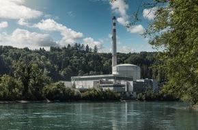 BKW Energie AG: Centrale nucléaire de Mühleberg / Mise à l'enquête publique de la demande de désaffectation