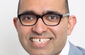 Unilever Deutschland GmbH: Rahul Vas-Bhat wird neuer Finanzchef von Unilever DACH