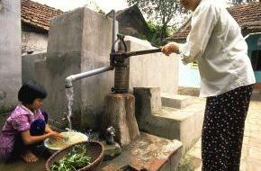BRITA GmbH: Weltwassertag 2009 - UNICEF und BRITA helfen in Vietnam