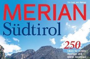"""Jahreszeiten Verlag, MERIAN: """"Warum wir Südtirol so lieben!"""" / Neu: MERIAN Südtirol erscheint am 26. März 2015"""