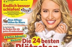 """Bauer Media Group, auf einen Blick: Jan Fedder: """"Ohne ,Grossstadtrevier' wäre ich wohl schon tot."""""""