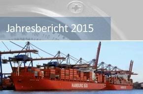 Presse- und Informationszentrum Marine: Jahresbericht zur maritimen Abhängigkeit der Bundesrepublik Deutschland veröffentlicht