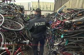"""""""Marktcheck"""", 27.6.2017: Fahrradklau - den Dieben auf der Spur, 20:15 Uhr, SWR Fernsehen"""