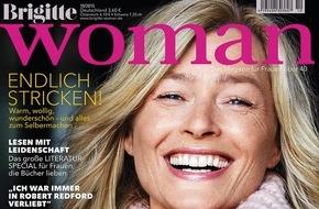 Gruner+Jahr, Brigitte Woman: Jane Fonda sieht Schönheits-OPs heute kritisch