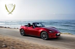 Mazda: Mazda MX-5 ist Auto des Jahres in Japan