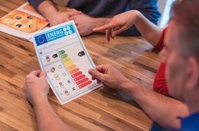 VdZ - Forum für Energieeffizienz in der Gebäudetechnik e.V.: Alles auf Grün: Neue Heizungen ab sofort mit Energielabel