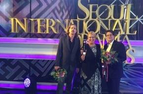 """MDR: Seoul International Drama Award 2015 für """"Nackt unter Wölfen"""""""