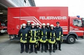 Freiwillige Feuerwehr Menden: FW Menden: Erfolgreicher Abschluss der Feuerwehr-Grundausbildung