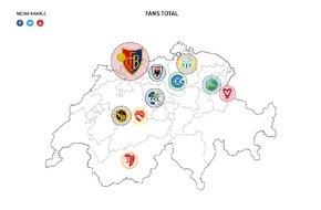HWZ Hochschule für Wirtschaft Zürich: FC Basel und SC Bern sind (auch) Social Media Meister