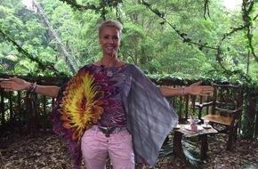 United Charity gemeinnützige Stiftungs GmbH: Sonja Zietlow versteigert auf United Charity wieder ihre Dschungel-Outfits / Täglich Auktionen direkt aus dem Dschungelcamp / Erlöse gehen zugunsten von Beschützerinstinkte e.V.