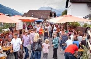 """Ferienregion TirolWest: Wiederauferstehung des Kultfestes """"Stanz brennt"""" war voller Erfolg"""
