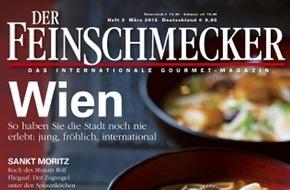 """Jahreszeiten Verlag, DER FEINSCHMECKER: """"Fast Food vom Feinsten"""" DER FEINSCHMECKER empfiehlt 250 Imbiss-Adressen"""